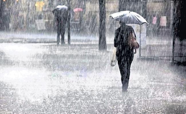 Two days of rain in AP - Sakshi