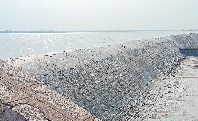 After 30 Years Over Flow Upper Maneru - Sakshi