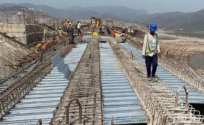 AP Government Permits Construction Of New Lift System At Polavaram - Sakshi