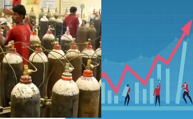 Oxygen Rally In Indian Stock Market - Sakshi