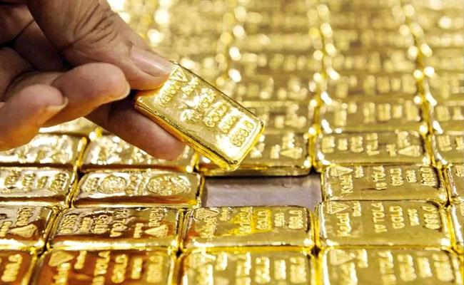 Unusual Gold Imports In India In March 2021 - Sakshi
