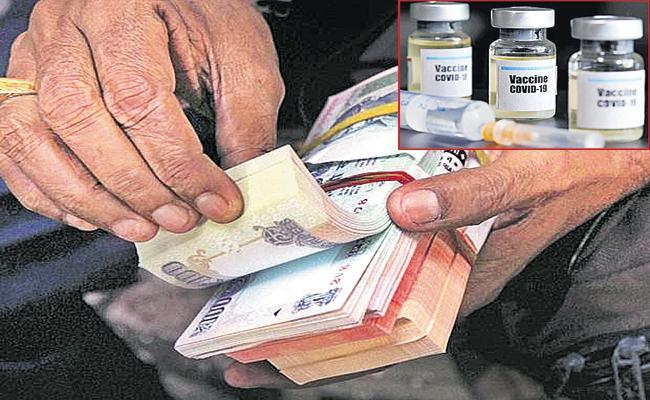 Central Govt Focus On Corona vaccine companies - Sakshi