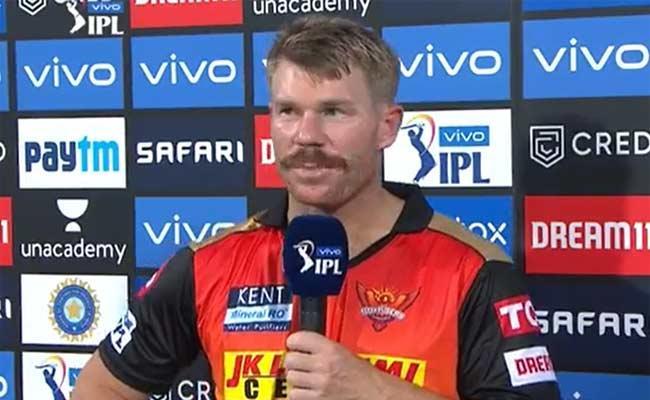 IPL 2021: Davdi Warner Says Kane Williamson Arrival Gave Strength To SRH - Sakshi