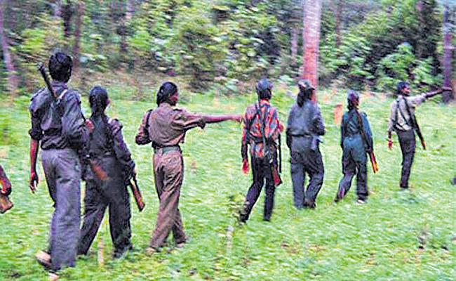 Tribals do not join the ranks of the Maoists with social consciousness - Sakshi