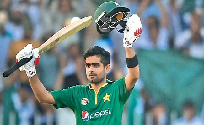 Babar Azam Climbs To 2nd Position In Latest ICC T20I Rankings - Sakshi
