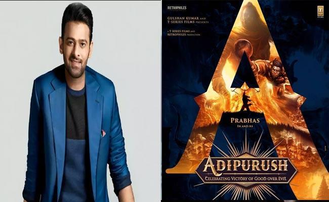 Prabhas Fans Upset As No Update Form Adipurush Movie - Sakshi
