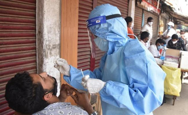 Coronavirus: 295041 New Corona Positive Cases Registered In India - Sakshi