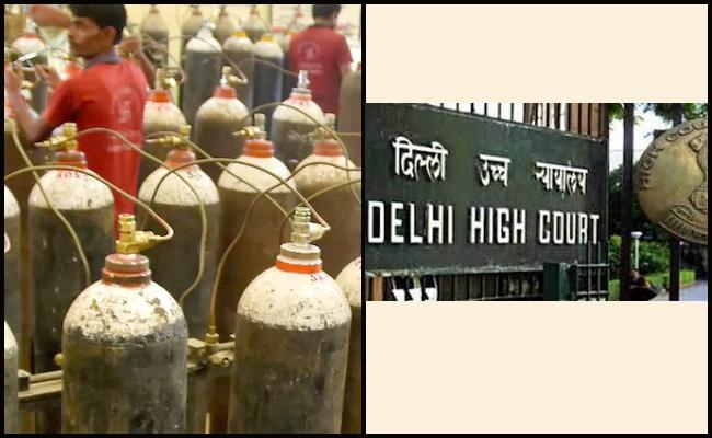 Delhi High Court orders Central govt to ensure urgent supply of Oxygen - Sakshi