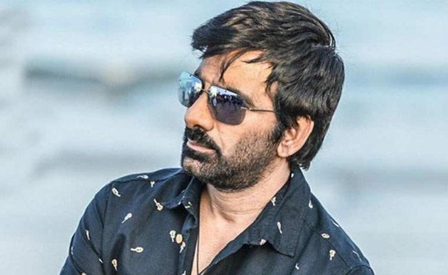 Ravi Teja Team Up With Harish Shankar Third Time - Sakshi