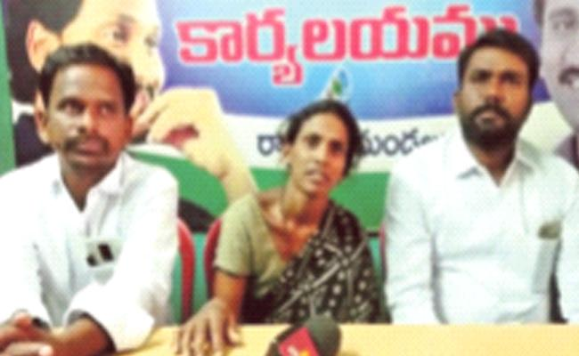 Asha Activist Anita Said She Suicide Attempt For Fear Of Losing Her Job - Sakshi