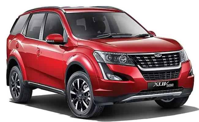 Mahindra Rolls Out Discounts Of Up To Rs 3Lakh This Month - Sakshi