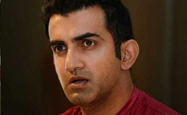 IPL 2021: Gambhir Slams KKR Top Order For Their Poor Performance Against CSK - Sakshi