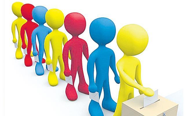 Telangana SEC Decides To Continue Municipal Elections - Sakshi