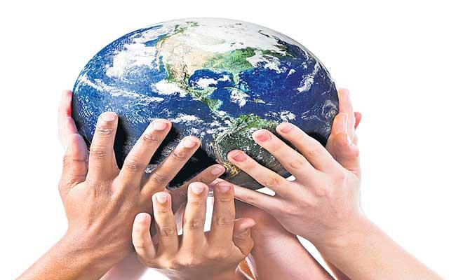 Sakshi Special Story About World Earth Day