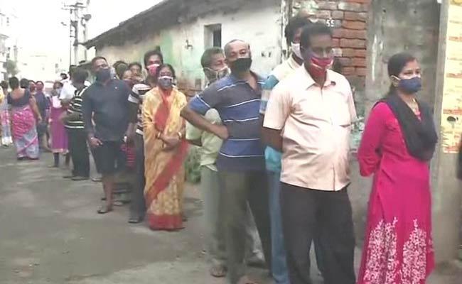 West Bengal Election Sixth Phase Polling Updates - Sakshi