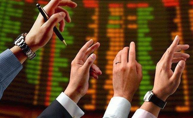 Sensex, Nifty bounceback into green - Sakshi