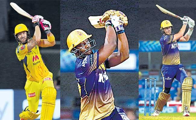 Chennai Super Kings beat Kolkata Knight Riders by 18 runs - Sakshi