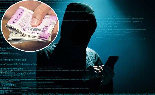 Secunderabad Private Employ Cheated Cyber Hacker Bank Loan - Sakshi