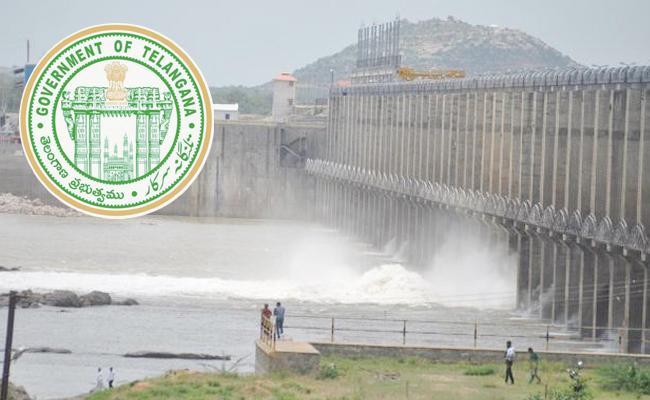 Krishna Surplus Water Our Own Telangana Clarifys To Krishna Board - Sakshi
