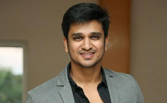Viral: Actor Nikhil Helped Netizen Who Asked To Arrange Remdivisir Medicine - Sakshi