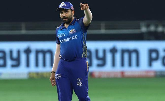 IPL 2021: We Have Made Mistakes In Last Few Games, Rohit Sharma - Sakshi