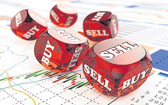 Sensex closes 342 pts higher, Nifty at 14,399 points - Sakshi