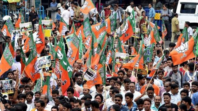 BJP Says Covid Vaccine Will be Free For All in Bengal If Party Wins Assembly Elections - Sakshi