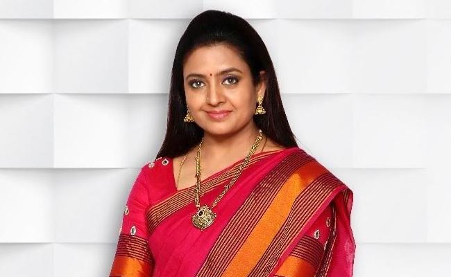 Indraja Rejected Bigg Boss 4 Telugu Offer - Sakshi