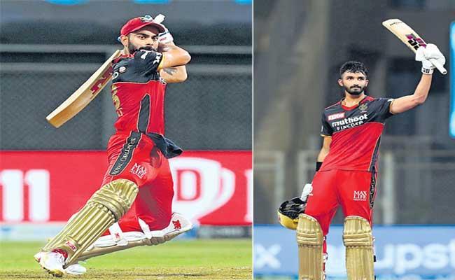 Royal Challengers Bangalore beat Rajasthan Royals by 10 wickets - Sakshi