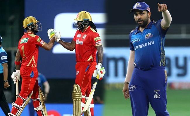 IPL 2021: You Saw How Punjab Kings Batted, Rohit Sharma - Sakshi