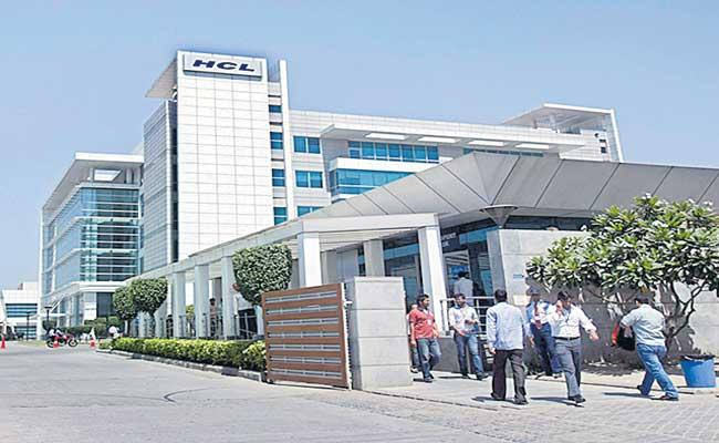 HCL Technologies Q4 net profit down 6percent - Sakshi