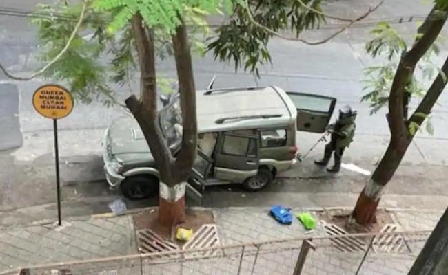 Mumbai: Another Police Arrested Mukesh Ambani Car Bomb Case - Sakshi