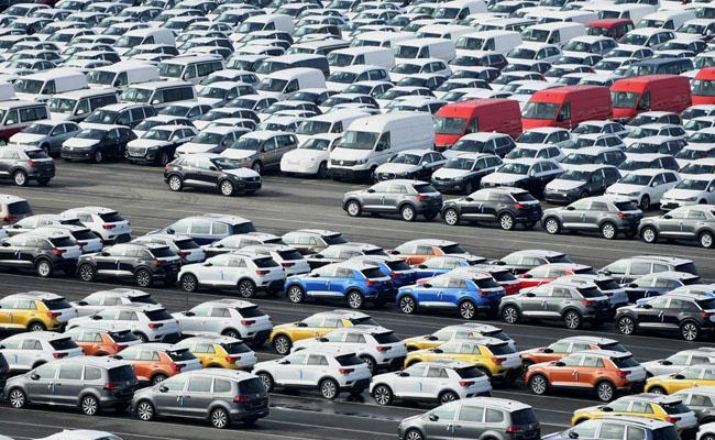 used car market surge Covid-19  time - Sakshi