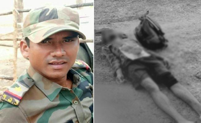 Maoists Assassinated ASI Murali In Bijapur District - Sakshi