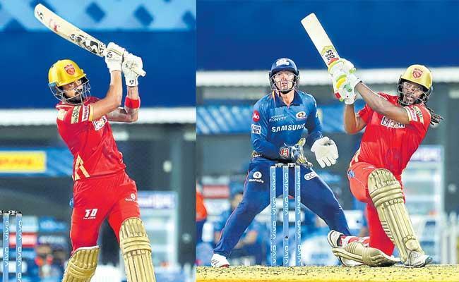 Punjab Kings beat Mumbai Indians by 9 wickets - Sakshi