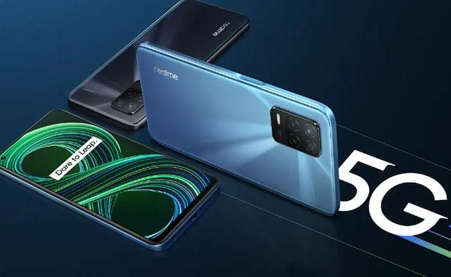 Realme 8 5G launched in India: check details - Sakshi