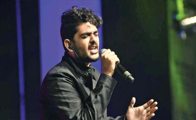 Singer Sid Sriram Charges Whopping Remuneration Per Song - Sakshi