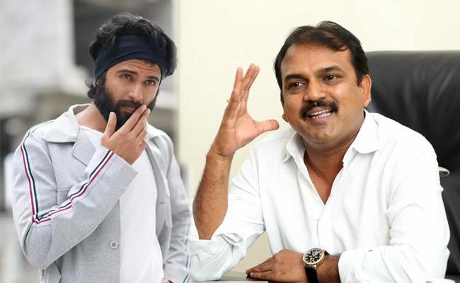 Vijay Devarakonda Rejects Koratala Siva Project - Sakshi