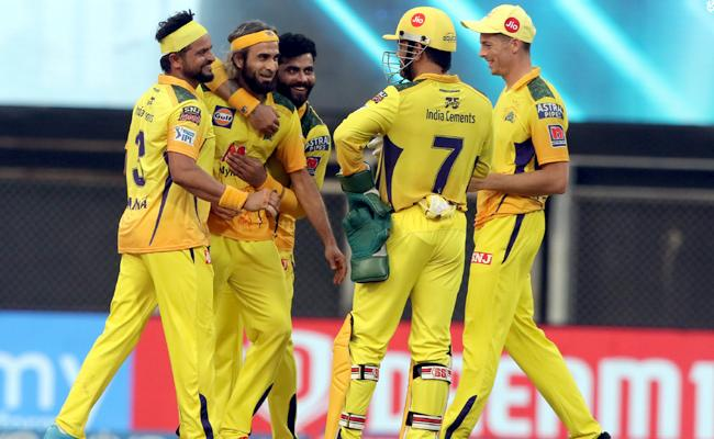 IPL 2021: CSK Vs RCB Liv Updates, Highlights - Sakshi