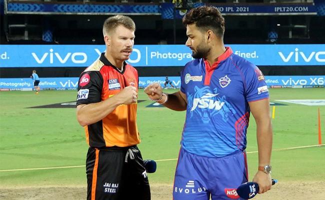 IPL 2021: Delhi Capitals vs Sunrisers Hyderabad Live Updates, Highlights - Sakshi