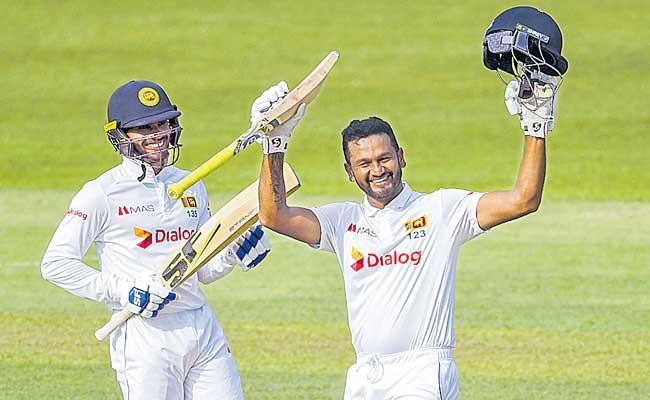 Sri Lanka vs Bangladesh 1st Test heading towards a draw - Sakshi