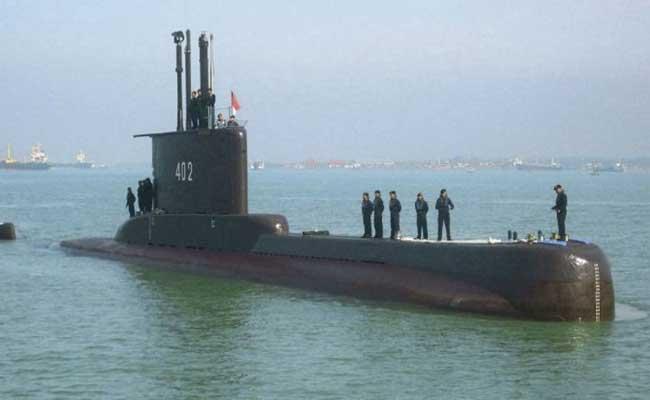 Indonesian Navy submarine lost in the Bali Sea - Sakshi