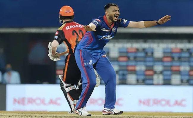 IPL 2021: Delhi Capitals Won Against SRH By Super Over - Sakshi