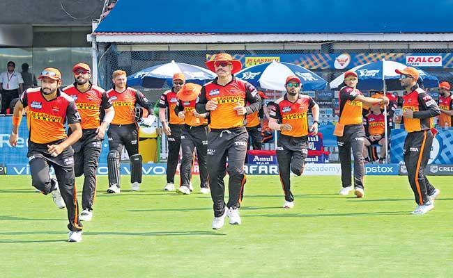 Sunrisers Hyderabad vs Delhi Capitals Match Today - Sakshi