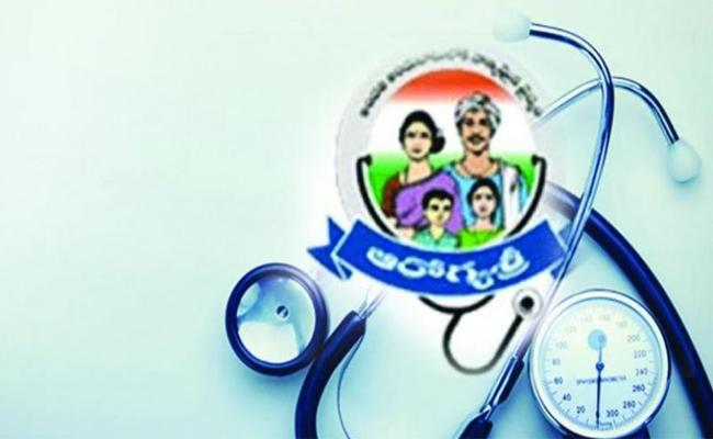 Above 309 crore for the treatment of Covid patients under Aarogyasri - Sakshi