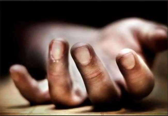 Man Died Road Accident In Nirmal District - Sakshi