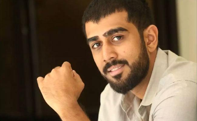 Rana Daggubatis Brother Abhiram Entry With The Director Teja UpdatesSsonn - Sakshi
