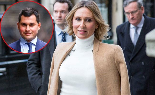 Russian Billionaire Ex Wife 750 Crores Britains Biggest divorce son - Sakshi