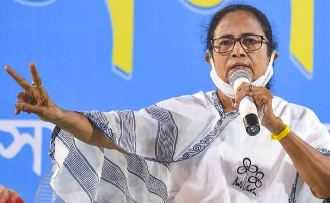CM Mamta Banerjee Welcomes Madras Highcourt Orders - Sakshi