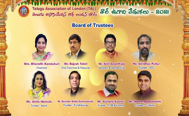Ugadi Celebrations at London Held by Telugu Association of London - Sakshi